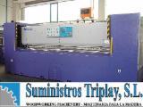 Gebraucht Monguzzi TRM 2L 2600 2002 Furnierschere Zu Verkaufen Spanien
