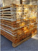 Schnittholz - Besäumtes Holz Zu Verkaufen - Schwarzerle, 30 - 120 m3 pro Monat