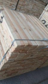 North America Sawn Timber - Spruce / Pine / Fir Timber 18-90 mm