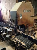 Netherlands Supplies - BRENTA Resaw, type DK 150