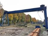 Niederlande - Fordaq Online Markt - BOLLEGRAAF, Portalkran 2 x 6.3T, 18 meter