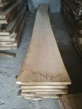 Hardwood  Unedged Timber - Flitches - Boules - Loose, Oak