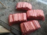薪炭材-木材剩余物 可燃材(引火材) - 劈好的薪柴-未劈的薪柴 可燃材(引火材) 白色灰, 榉木, 橡木