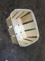Pallets – Packaging - Looking for poplar baskets for fruit