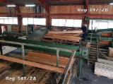 Maszyny Do Obróbki Drewna - Piła Tarczowa (Kombinacja Wyrówniarki I Piły Rozdzielczej) MEM Używane Francja