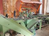 France Supplies - Used Bottene 1988 Edging And Resaw Combination For Sale France