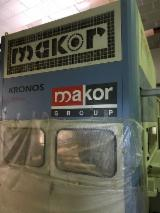 Woodworking Machinery - Used Makor  2007 Automatic Spraying Machines For Sale Spain