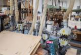 木工侧面,成型砂光机 STEMAS LEV AC 旧 意大利