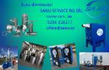 Обладнання, Інструмент та Хімікати - Пилеуловлювальне Обладнання SANU SRL Нове Румунія