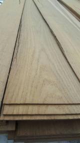 Sliced Veneer - White Ash, Walnut, Oak Burl (mappa) Natural Veneer Romania