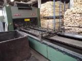 Storti Woodworking Machinery - Complete Storti nailing line