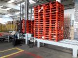 Box Production Line - Palette classification line