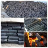 Firewood, Pellets And Residues - BRIQUETTE CHARCOAL ( BAMBOO OR WOOD )