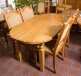 Mobilier de interior și pentru grădină - Mobila din lemn masiv de interior si exterior