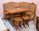 Mobili Da Sala Da Pranzo in Vendita - Vendo Set Sala Da Pranzo Tradizionale Latifoglie Europee Acacia, Rovere, Tiglio (europeo)