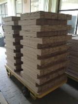 批发木皮 - 采购或销售木皮复合板 - 天然单板, 橡木, 向下刨平