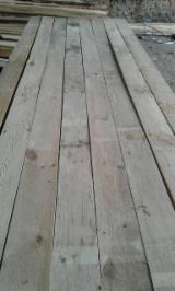 Sawn and Structural Timber - Pine Lumber Blue and Dark Stain