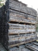 Cherestea  - Vand Dulapi - Cherestea Netivită Stejar 100-120 mm in Centre