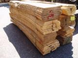 Laubholz  Blockware, Unbesäumtes Holz - Eschen Schnittware 32 mm, A/B, KD - breite Ware, PEFC