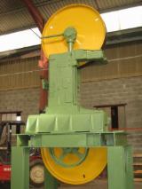 Strojevi Za Obradu Drveta - Tračna Pila WILLIAM GILLET VG8 2141 Polovna Francuska