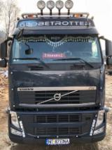 Volvo Woodworking Machinery - Used Volvo 2013 Truck For Sale Romania