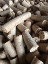 Firewood, Pellets and Residues Supplies - White Ash, Tilia  Wood Briquets