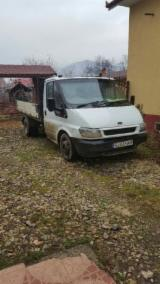 FORD Woodworking Machinery - Used FORD 2002 Truck For Sale Romania