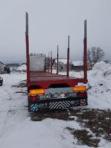 Moving-Floor Trailer - Used Koegel 2005 Moving-Floor Trailer Romania