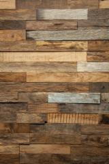 Find best timber supplies on Fordaq - Reclaimed Oak Wall Panel, 10-50 mm thick