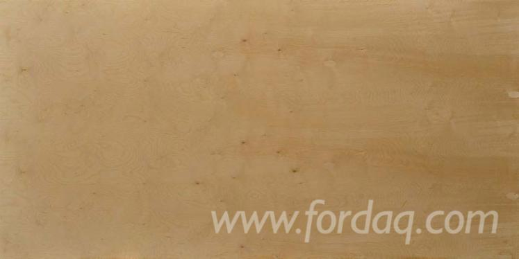 Birch Anti Slip Film Faced Plywood, 4-40 mm thick