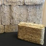 Straw Briquets - RUF Briquettes Made of Flax
