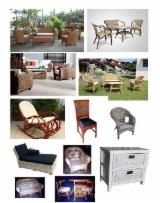 Indonesia Living Room Furniture - Rattan Living Room Furniture Sets