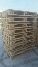 栈板、包装及包装用材 亚洲 - 欧洲栈板, 全新