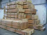 Decking  Exterior Decking - KD Muiracatiara / Tigerwood Decking S4S E4E 21 mm