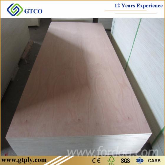 Red Cedar / Poplar Core Plywood