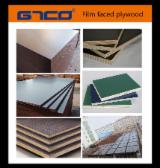 Black Film Faced Poplar Shuttering Marine Plywood