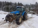 Oprema Za Šumu I Žetvu Šumarski Traktor - Šumarski Traktor New Holland Polovna 2006 Rumunija