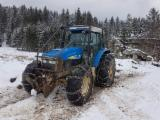 Forest Tractor - Used New Holland 2006 Forest Tractor Romania