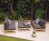 Mobiliario de jardín - Venta Conjuntos De Jardín Contemporáneo Madera Asiática Teak Indonesia