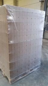 Pallets en Verpakkings Hout - Beuken, Eik, Grijze Els, 1 - 20 vrachtwagenlading per maand