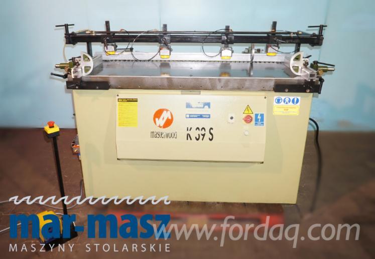 Used-MASTERWOOD--K-39-S-1998-Universal-Multispindle-Boring-Machines-For-Sale