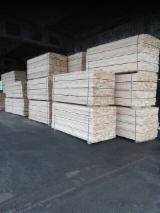 Schnittholz - Besäumtes Holz Zu Verkaufen - Kiefer  - Föhre, 50 - 500 m3 Spot - 1 Mal