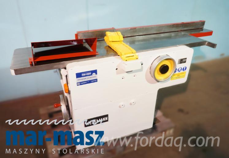 Surface-planer---thickness-WESEMANN-40