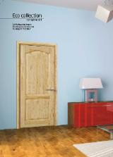 null - Nordamerikanisches Nadelholz, Türen, Massivholz, SPF Lumber