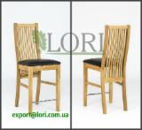 Offer for Sandra Oak Bar Chair