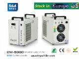 Finishing And Treatment Products - S&A industrial water chiller CW-5000 manufacturer for co2 laser