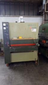 Wide belt sander SCM SANDYA 10 RRR 110 used