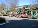 Forstmaschinen Zu Verkaufen - mobile Entrindungsmaschine