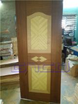 Drewno Lite, Topola, Panele Drzwiowe
