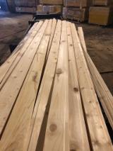 木质部件,木线条,们窗,木质房屋 - 实木, 落叶松, 红松, 云杉-白色木材, 内墙板